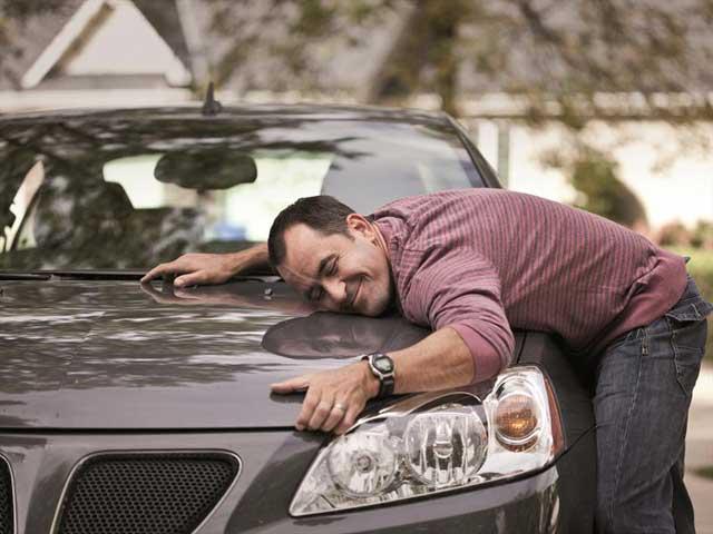Любовь к автомобилю