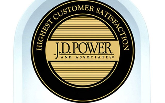 Логотип J.D. Power and Associates