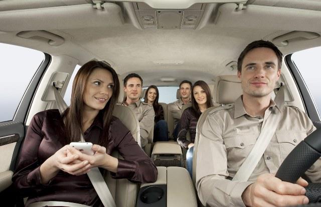 Конденсат может возникать из-за пассажиров