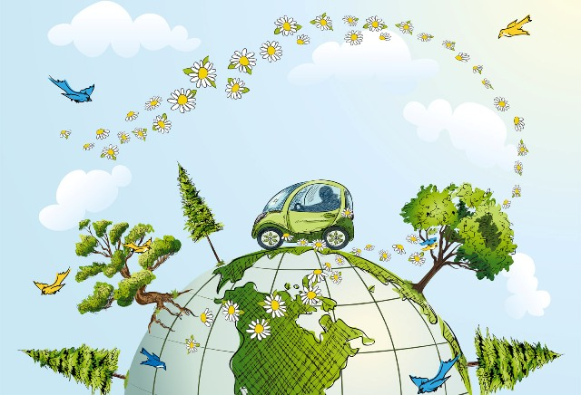 Автомобили непосредственно влияют на экологическую ситуацию