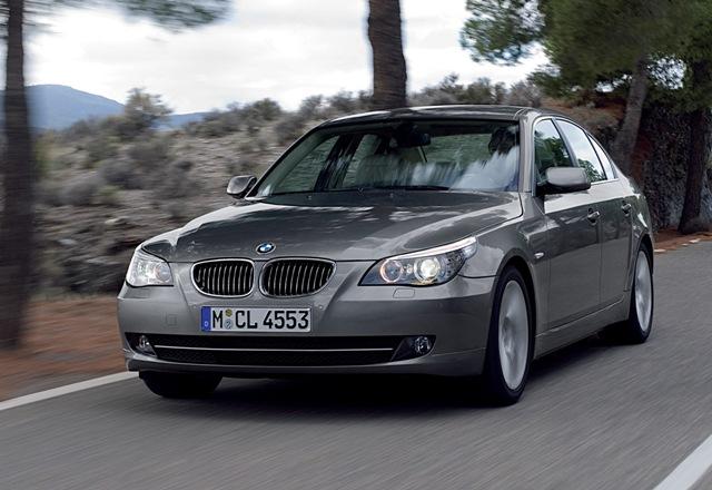 BMW 5-series - известные и популярные автомобили