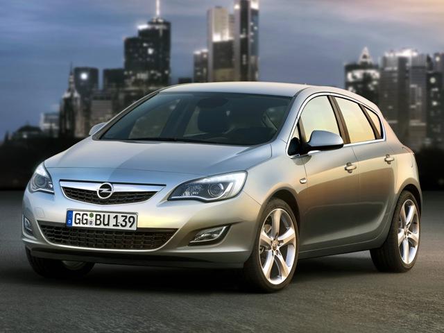 Opel Astra - современный европейский автомобиль