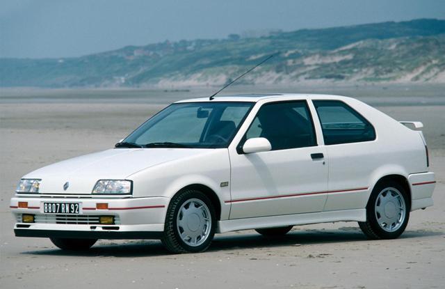 Внешний вид Renault 19