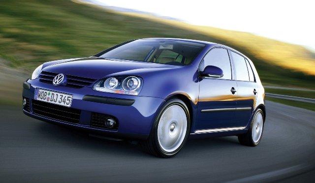 Volkswagen Golf - родоначальник класса