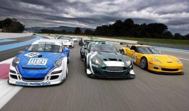 Автомашины GT не стоит путать с гоночными авто GT
