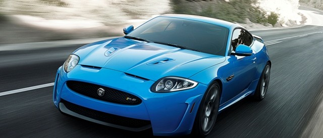 Jaguar XKR-S - мощная серийная машина
