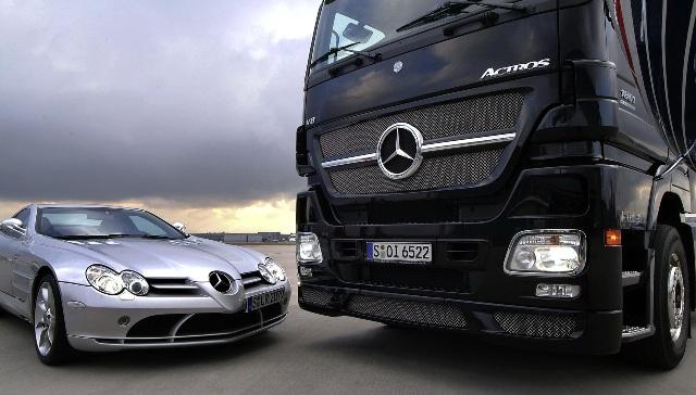 Существуют различные типы автомашин