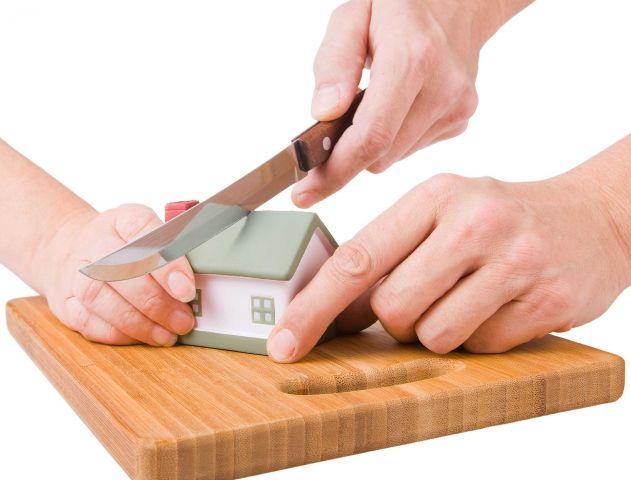 Раздел собственности - важный вопрос при разводе