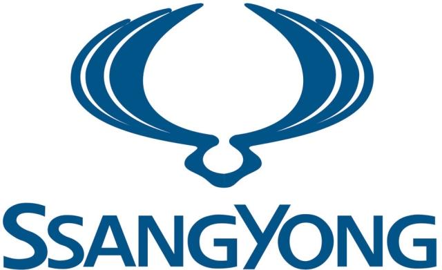 Эмблема SsangYong