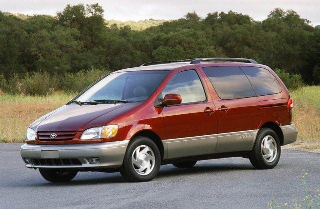 Toyota Sienna 2001-2003