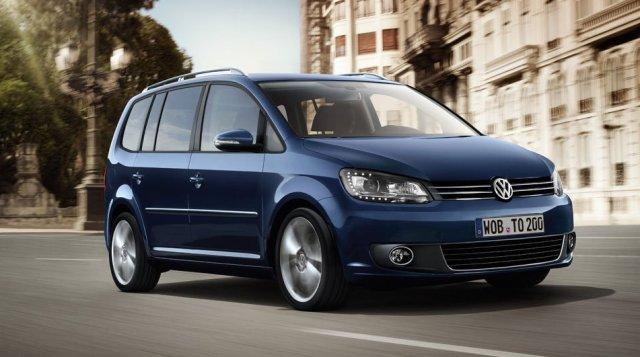 Volkswagen Touran - один из представителей данной категории автомобилей