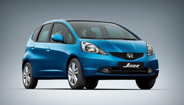 Honda Jazz - один из лидеров в плане надежности