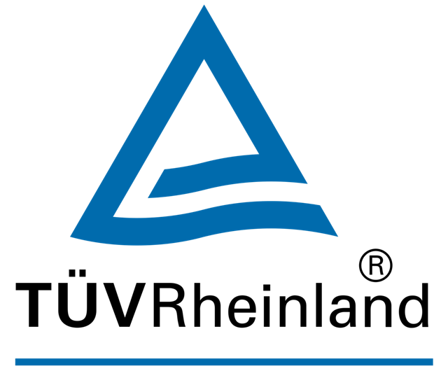 Эмблема компании TUV