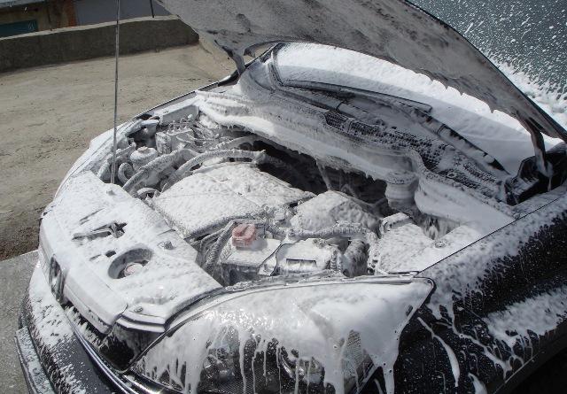 Процедура мытья двигателя вызывает множество вопросов
