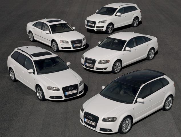 Audi довольно часто ломаются