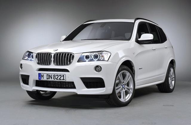 BMW X3 - представитель семейства паркетников