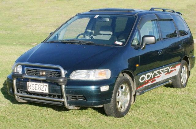 Honda Odyssey 4WD