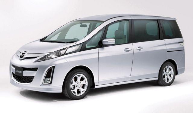 Mazda Biante - новое детище японского автопрома