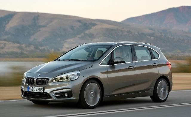 BMW 2 Series Active Tourer - переднеприводный немецкий автомобиль