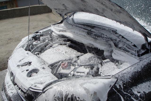 После мойки автомобиля могут возникнуть различные неисправности