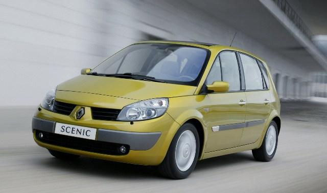 Renault Scenic - французский компактвэн
