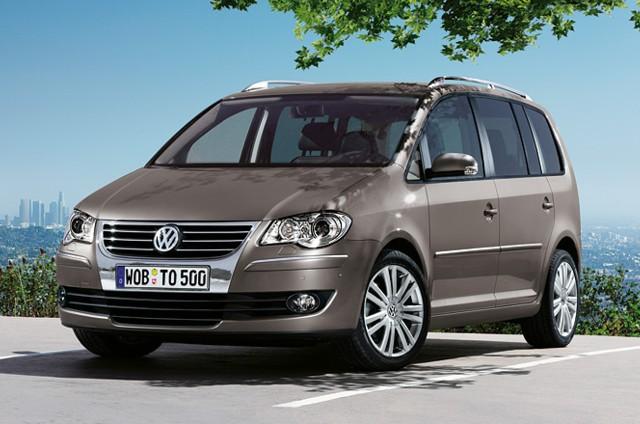 Volkswagen Touran - автомобиль на 5 или 7 посадочных мест