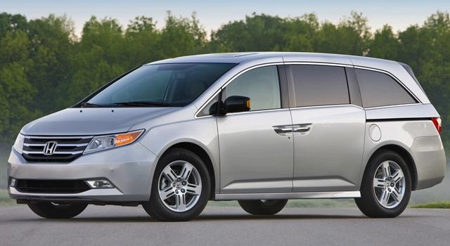 Honda Odyssey - один из самых надежных и безопасных минивэнов