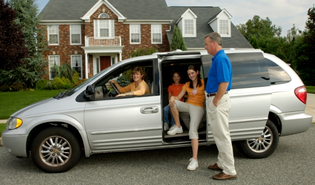 Выбор семейного автомобиля - ответственная задача