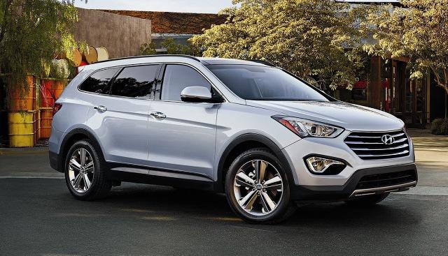 Hyundai Santa Fe - экономное корейское авто