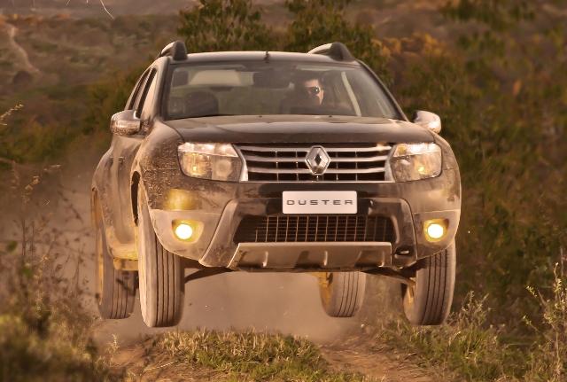 Автомобиль Renault Duster удобен для загородных поездок