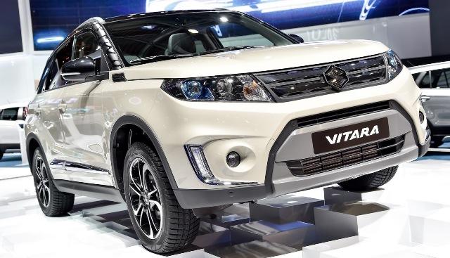 Автомобиль Suzuki Vitara