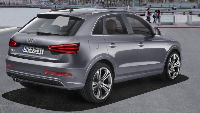Audi Q3 - надежная машина