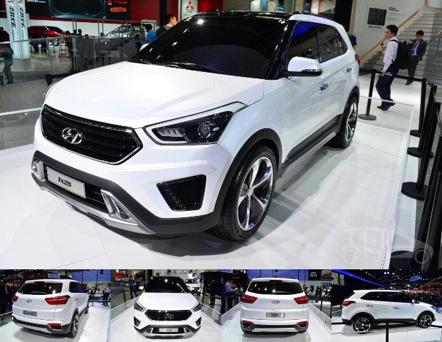 Корейский Hyundai ix25