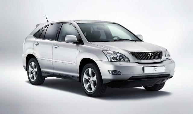 Автомобиль Lexus - лидер рейтингов надежности