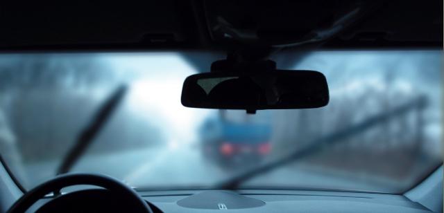 Автомобильное стекло всегда должно быть чистым