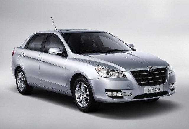 Седан Dongfeng Aeolus