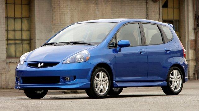 Honda Fit - лидер среди самых продаваемых компактных авто