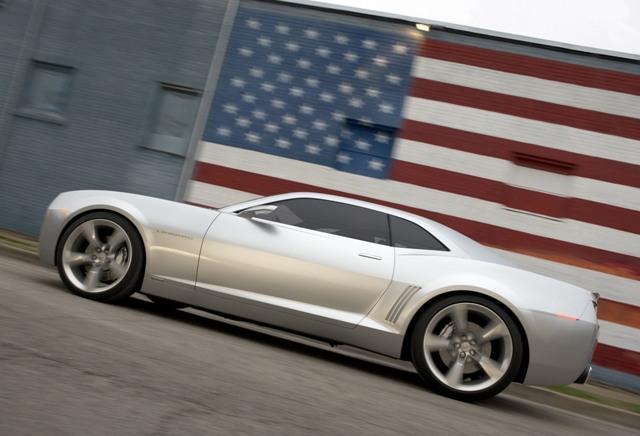 Многие американские машины стали культовыми