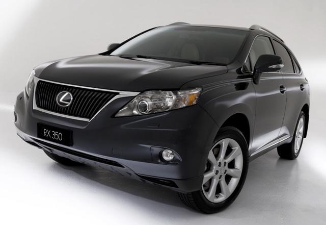 Lexus - одни из самых надежных авто