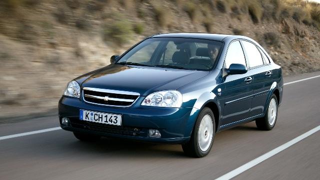 Chevrolet Lacetti - практичный автомобиль