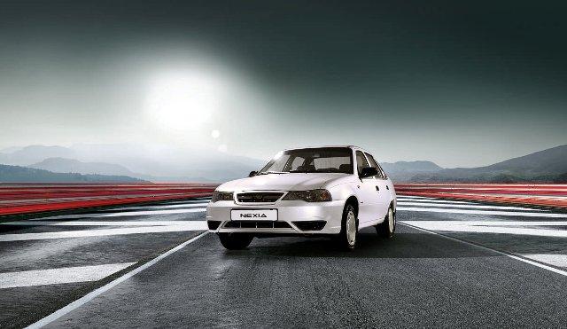 Внешний вид автомобиля Daewoo Nexia