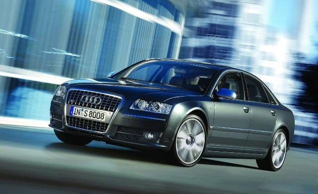 Audi S8 - спортивный вариант A8