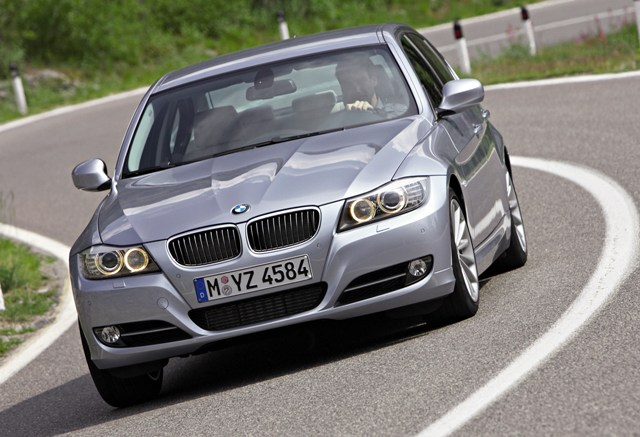 Premium авто BMW 3
