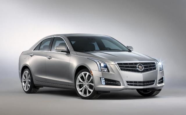 Cadillac ATS - один из лучших люксовых седанов