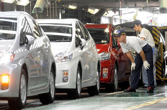 Качество автопрома Японии известно во всем мире