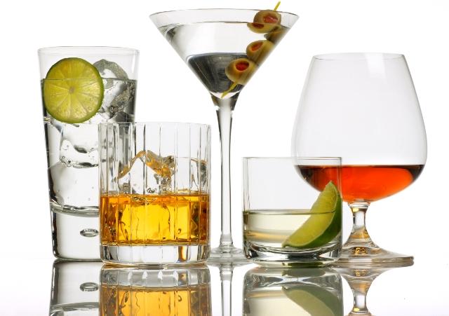 Любое спиртное довольно долго выводится из организма