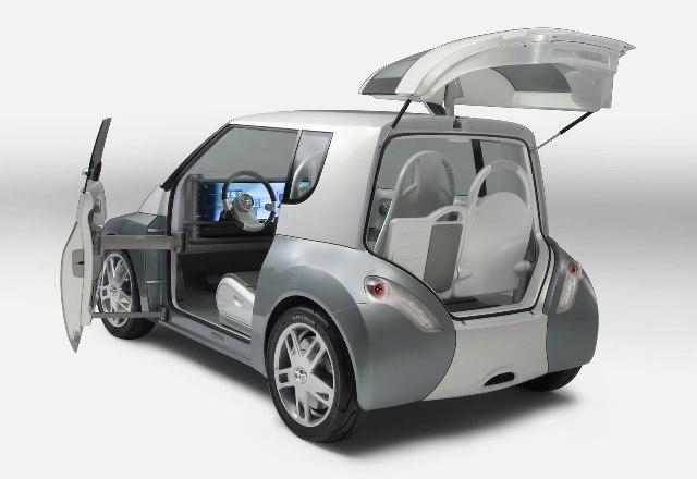 Современные машины для города должны быть комфортны и компактны