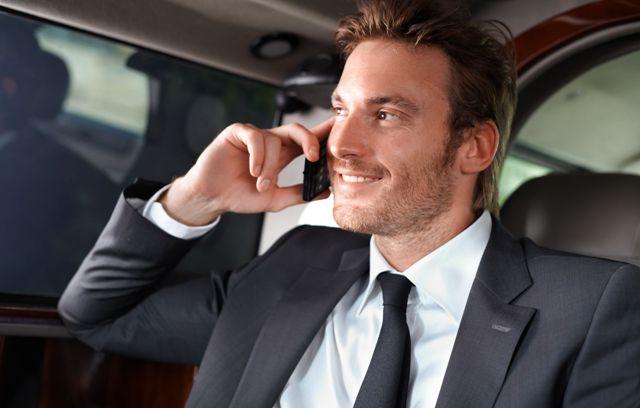 Executive cars - машины для деловых людей