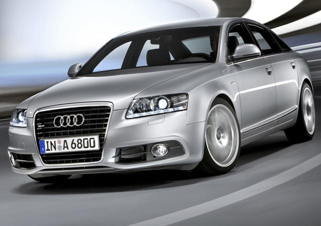Немецкий автомобиль Audi А6