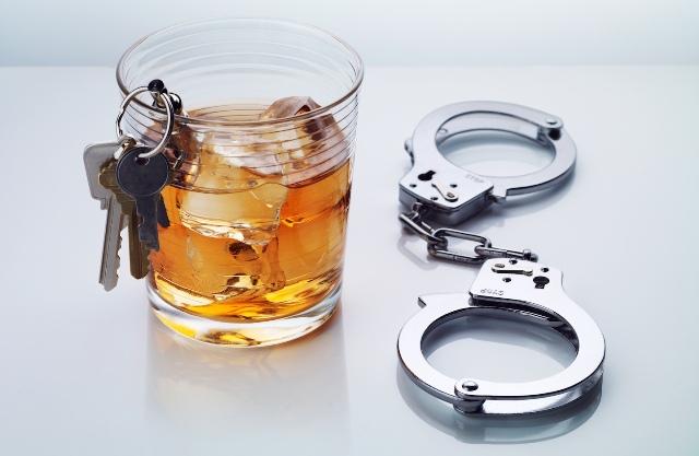 Езда в пьяном виде опасна для окружающих